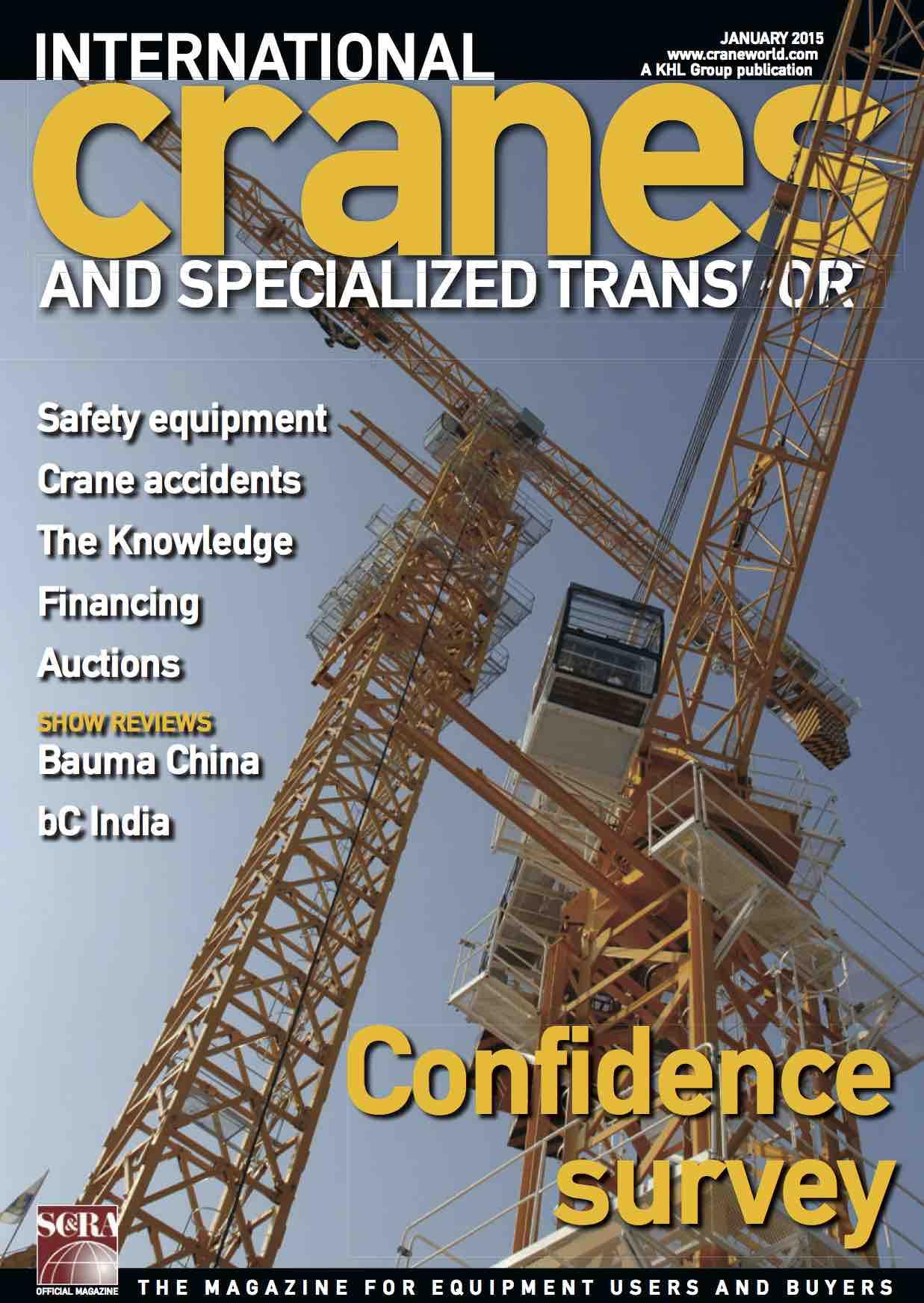 International Cranes